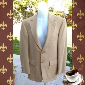 Very Vintage Botany 500 Camel Hair Coat